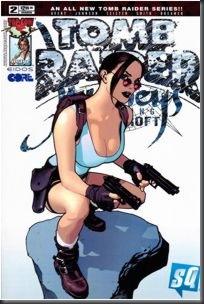 Tomb Raider - Journeys #2 (2002)