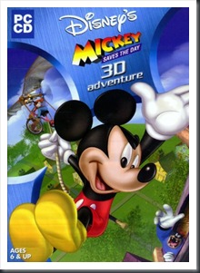Mickey Saves The Day - 3D Adventure - Pc Game Full