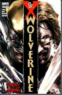 Wolverine - Sr.X (2010)