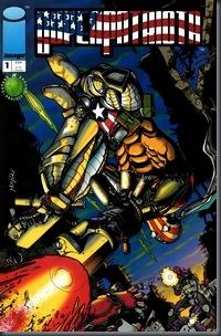 SuperPatriota #01 (1993)