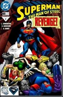 Superman - O Homem de Aço #065 (1997)