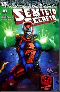 Sexteto Secreto #18 (2010)