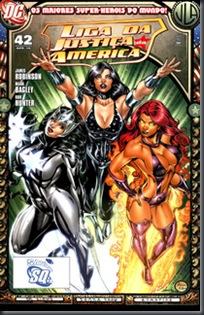 Liga da Justiça da América #42 (2010)
