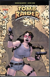 Tomb Raider - Esfera de Influência (2004)