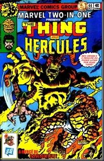 Marvel Dois em Um #044 (1978)