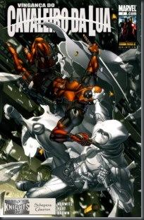 Vingança do Cavaleiro da Lua #07 (2010)