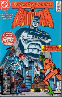Detective Comics #555 (1985)
