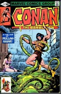 Conan, O Bárbaro #117 (1980)