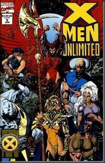 X-Men Unlimited #05