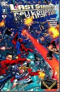 Superman - A Última Defesa de Nova Krypton #2 (2010)