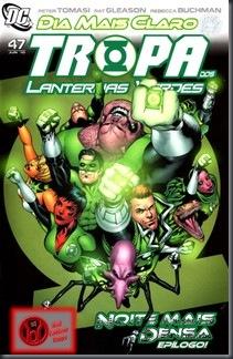 Tropa dos Lanternas Verdes #47 (2010)