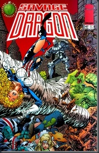 Savage Dragon #47 (1998)