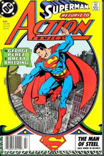 Action Comics #643 (1989)