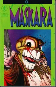 O Máskara #1 (1991)