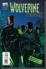 Wolverine Arma X 03