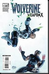 Wolverine Arma X 04