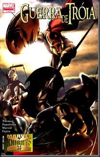 Guerra de Tróia (2009) #01
