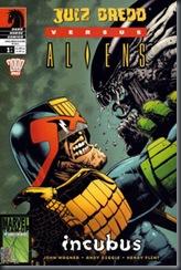 Juiz Dredd vs Aliens 01