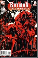 Batman - Cacofonia (2009) 01