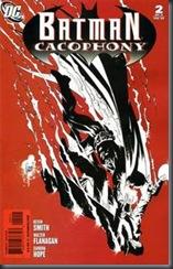 Batman - Cacofonia (2009) 02