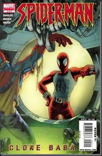 Homem-Aranha - A Saga do Clone 02