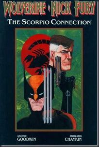 Wolverine & Nick Fury - Conexão Scorpio (1989)