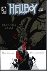 Hellboy - Chamados das Trevas 03