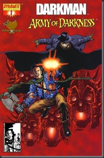Darkman vs Army of Darkness #01