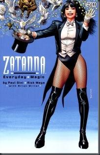 Zatanna - Dias De Magia (2003)