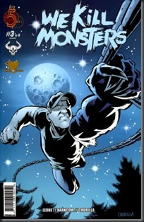Nós Matamos Monstros #03 (2009)