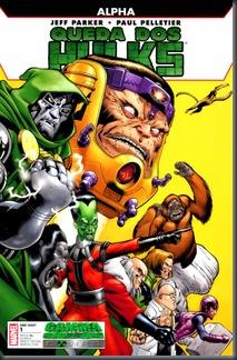Queda dos Hulks Alpha #01 (2009)