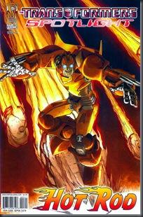 Transformers Spotlight - Hot Rod (2006)