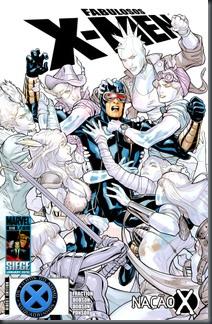 Fabulosos X-Men #518 (2009)