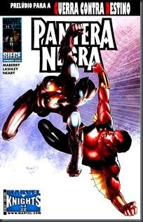 Pantera Negra #11 (2009)