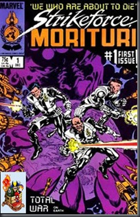Força de Ataque - Morituri #01 (1986)