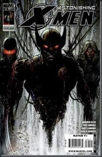 Surpreendentes X-Men #33 (2010)