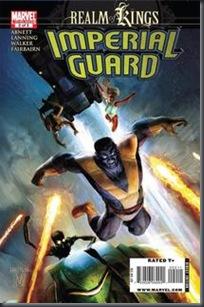 Domínio de Reis - Guarda Imperial #2 (2010)