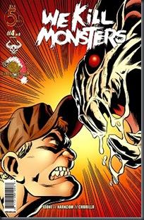 Nós Matamos Monstros #04 (2009)