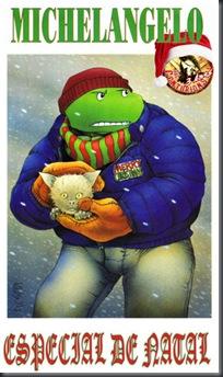 Michelangelo - Especial de Natal