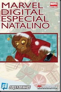 Marvel digital Especial de Natal