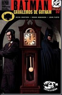 Batman - Cavaleiros de Gotham #32 (2002)