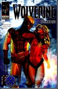 Wolverine Sombrio #081 (2009)