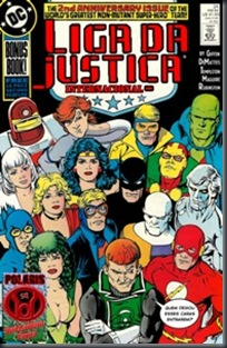 Liga da Justiça Internacional #24 (1988)