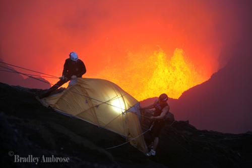Volcán Maroum
