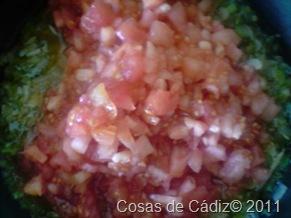 Fideos con Tomate 5