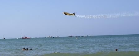 Tercer festival aéreo en Cádiz 6
