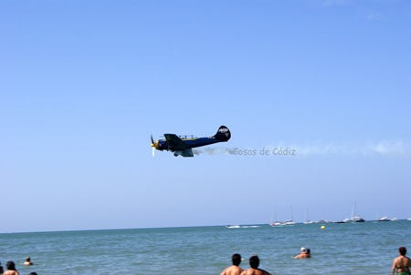 Tercer festival aéreo en Cádiz 8