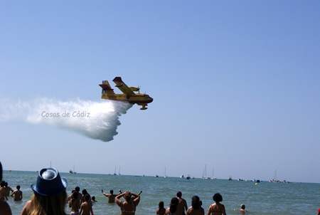 Tercer festival aéreo en Cádiz 10