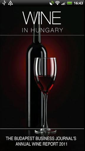Wine in Hungary