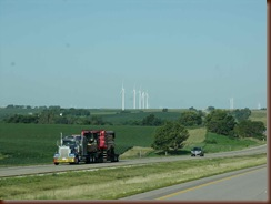 Lots of wind turbines